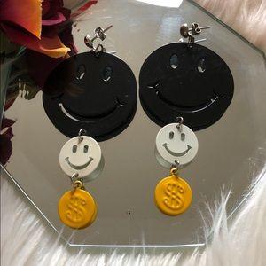Jewelry - Be Happy Earrings